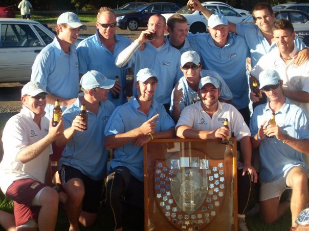 2008/2009 Webb Shield Winners